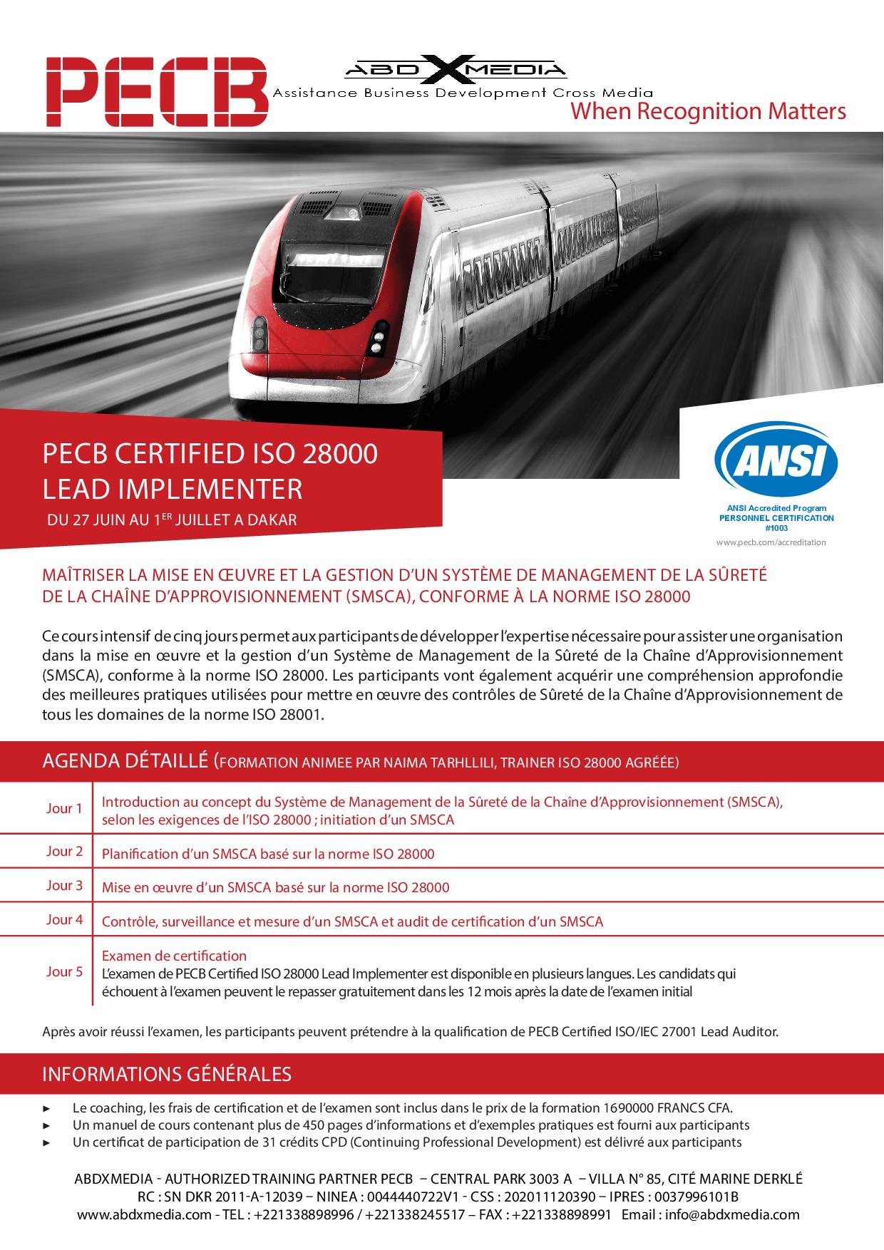 ISO-28000-lead-implementer